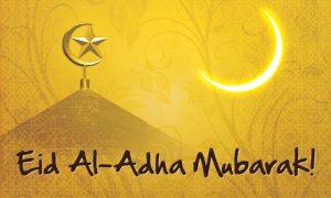 Eid Al Adha UAE 2020