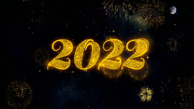 New Year 2022 EVE
