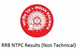 RRB NTPC Result 2016 – Railway Recruitment Board Results (All Regions) & Cut Off Marks